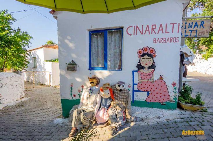 Barbaros Köyü ve Oyuk Festivali