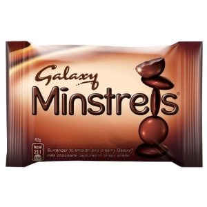 Galaxy Minstrels best chocolate ever!!!