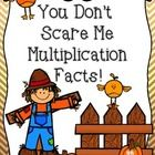 I made this set is to help with multiplication fact fluency which is so important in 4th grade, leaving 3rd grade and definitely 5th grade.  This s...