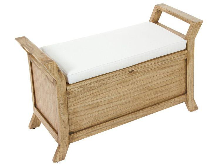 17 mejores ideas sobre cojines de banco en pinterest - Baul asiento dormitorio ...