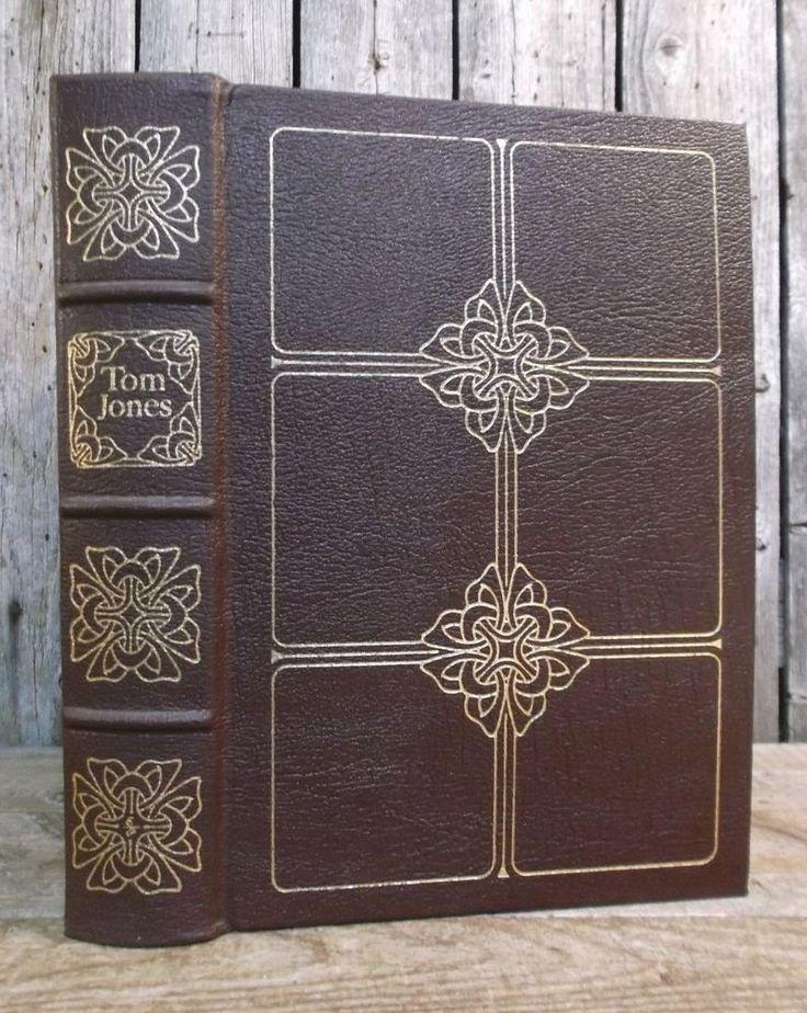 Henry Fielding ~ Tom Jones ~ Easton Press ~ 100 Greatest Books Ever Written