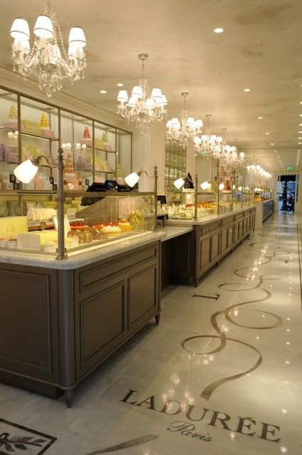 243 best afternoon tea at laduree images on pinterest for Showroom cuisine paris