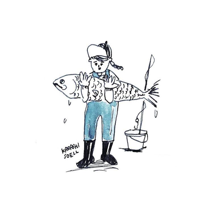 釣り おしゃれまとめの人気アイデア Pinterest トラウト 万年筆 イラスト 魚イラスト 釣り