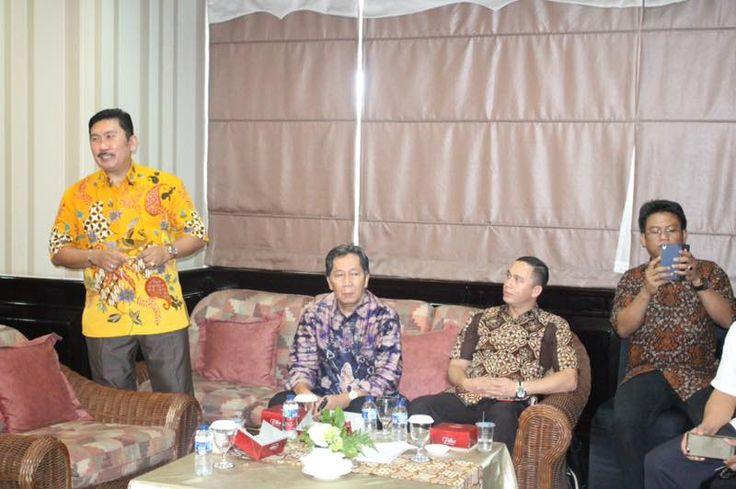 Kunjungan ke Samsat Jawa Barat
