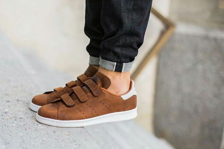 stan smith brown
