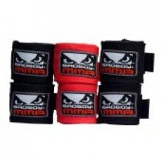 Bad Boy MMA Hand Wraps - 3 pack