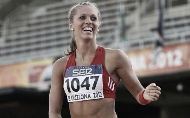 Kira Grünberg si frattura le vertebre in allenamento nel salto con l'asta e resta paralizzata #atlete #salto #con #asta #kira #gruenberg