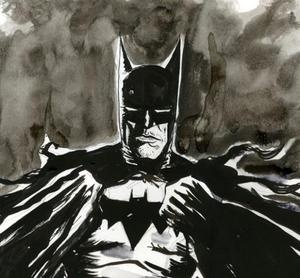 "DAMON LINDELOF ON HIS AND JEFF LEMIRE'S ""BATMAN"" DIGITAL COMIC"