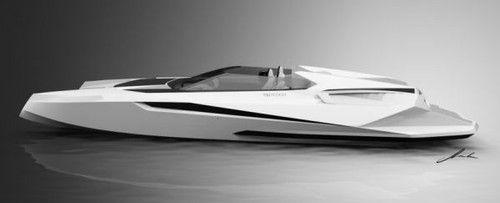 future concept design cataraman yacht   Designer: PROVOCOyachts design studio   Source: AutoMotto.com