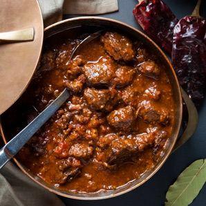 High-End, Classic Chili: Chili con Carne