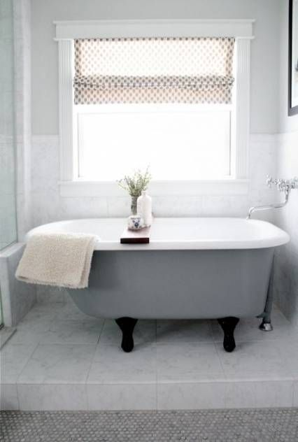 16 Ideas bathroom tub window treatment floors for 2019   – Bathroom ⌂