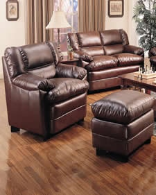 Best 25 Leather Chair With Ottoman Ideas On Pinterest Tv Above Fireplace Sectional Sofa