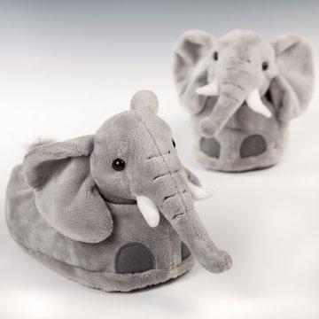 Elephant Slippers.