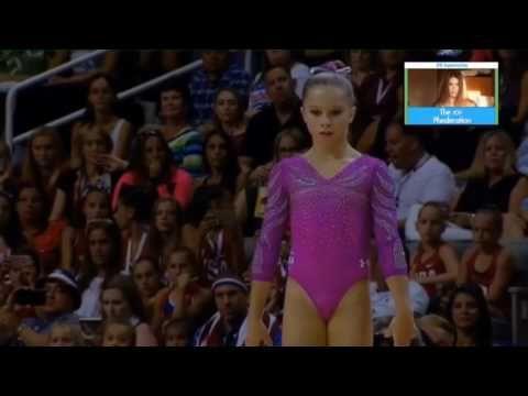 Ragan Smith- Floor Exercise - 2016 P&G Gymnastics Championships – Sr. Women Day 2 - YouTube