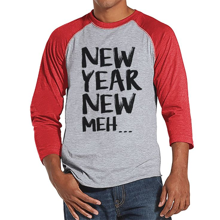 New Year Meh Shirt Funny New Years Eve Shirt Happy New