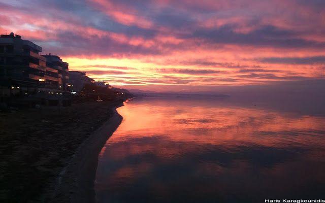 Haris Karagkounidis: Greece: The first sunset of 2018