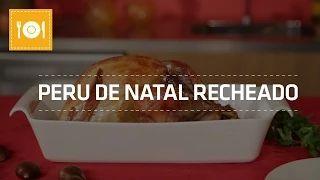 Peru de Natal Recheado | Receita de Natal | Shoptime - YouTube
