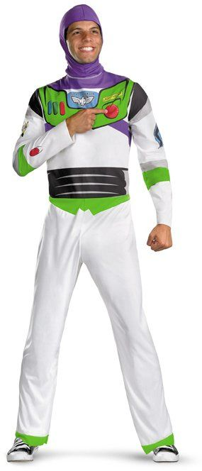 Nice Costumes Toy Story Buzz Lightyear Adult Costume just added...