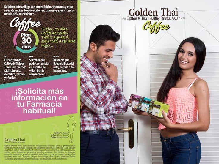 Los ingredientes formulados en el café Bloqueacalorías, Quemagrasas y Reafirmante han demostrado que la acción sinérgica de aminoácidos, vitaminas y extractos de plantas ayudan a perder peso, hasta 5 kilos al mes, así como a reducir cadera, cintura y muslo, según pruebas realizadas sobre consumidores.  https://www.facebook.com/goldenthaicoffee/photos/a.642885762425833.1073741832.639837242730685/717857354928673/?type=1