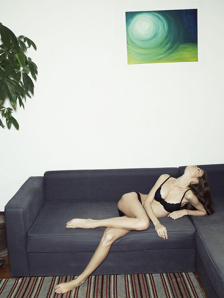 Daria from Ice Milan