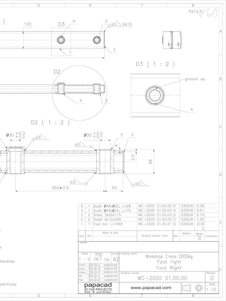 Pin on Crane design
