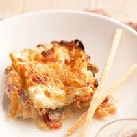 Smoked Salmon Lasagna Recipe
