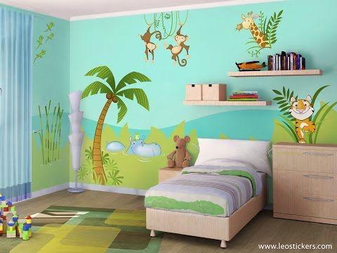 Disegni cameretta ~ Oltre 25 fantastiche idee su come dipingere cameretta dei bambini