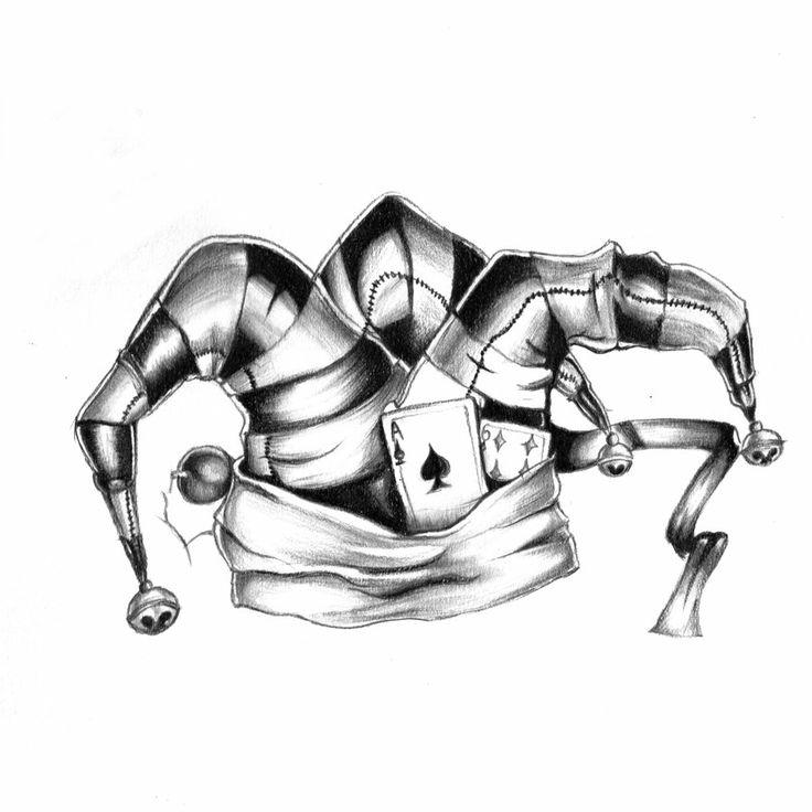 Joker Playing Card Designs | Joker Playing card design (Part 1) by ~Robuzi4180 on deviantART