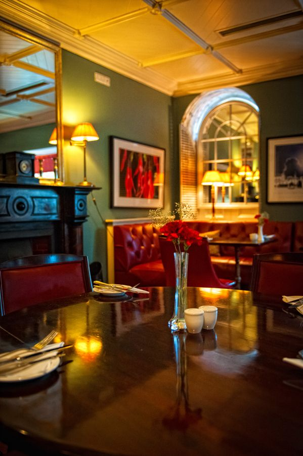Areas to dine in our beautiful 1808 Bar