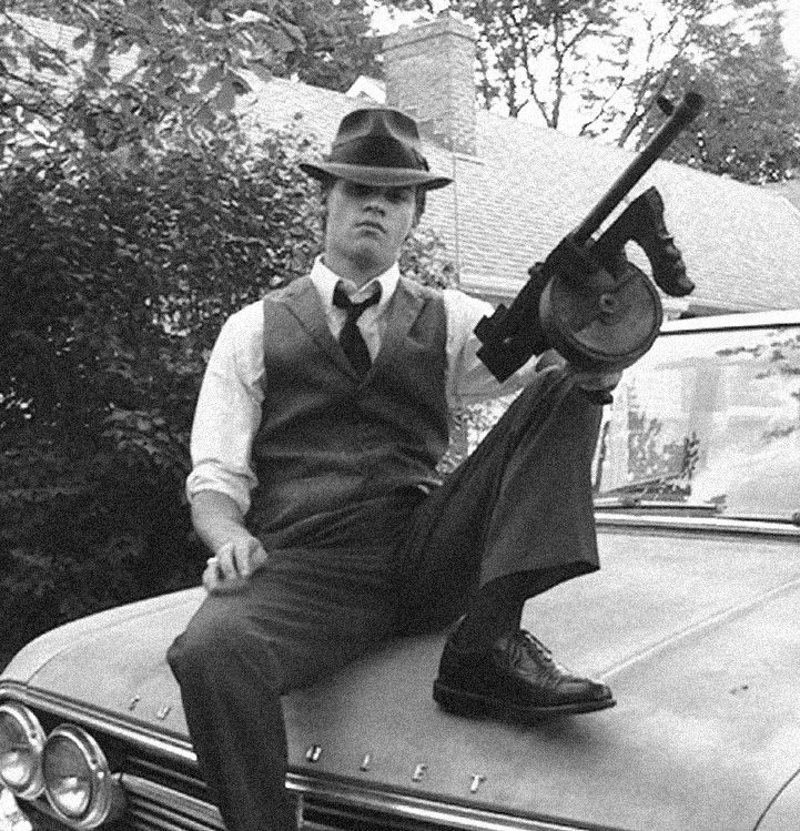 1930s mobsters, I don't know why I like mobsters - maybe it's because they remind me of current politicians... ya think?
