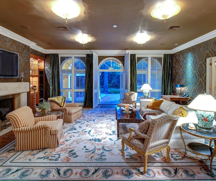 Beautiful Luxury Home Interior: Mansion, Rich, Luxury, Home, House, Bedroom, Beautiful