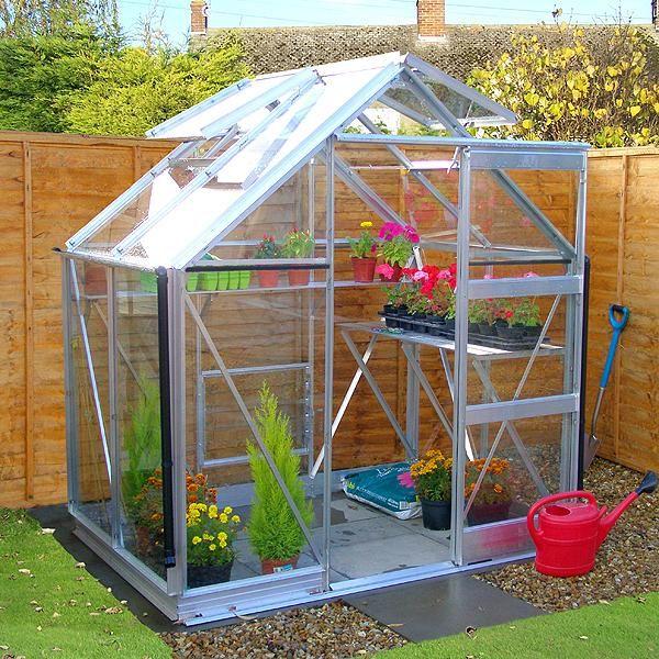 42 Best Aluminium Greenhouses Images On Pinterest