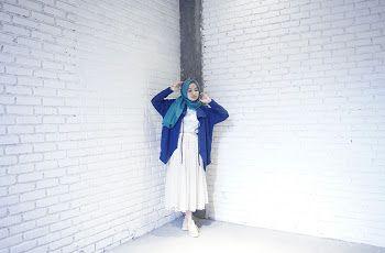 Blue Dancing #OOTD