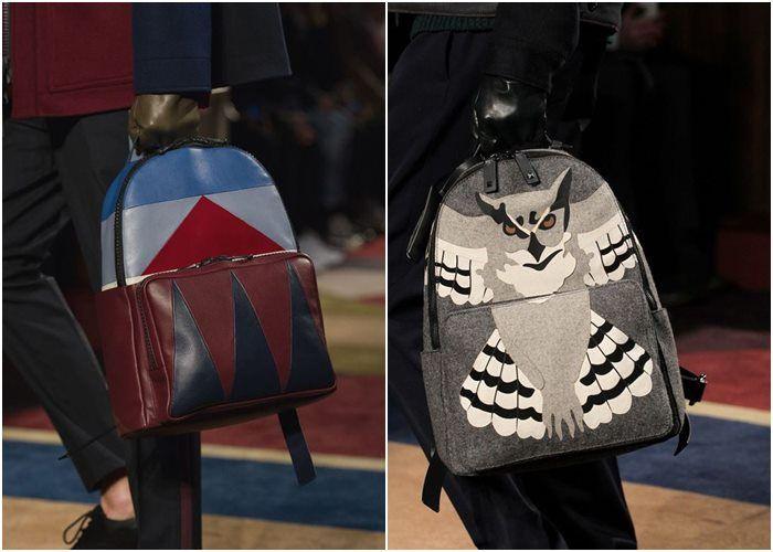 Мужские сумки осень-зима 2015-2016: Valentino