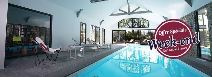 Chambre d 39 hote piscine int rieure lorient morbihan breagne - Chambre d hote piscine bretagne ...