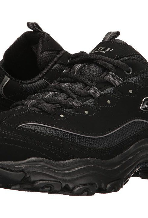 SKECHERS D'Lites (Black) Men's Lace up casual Shoes - SKECHERS, D'Lites, 52675-BBK, Footwear Closed Lace up casual, Lace up casual, Closed Footwear, Footwear, Shoes, Gift, - Fashion Ideas To Inspire