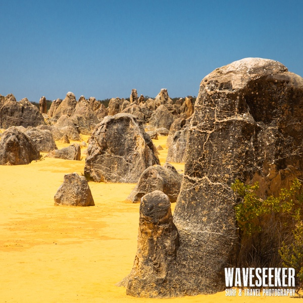 // The Pinnacles, Nambung-Nationalpark / Western Australia