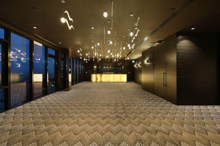 Platinum Tower sky lounge