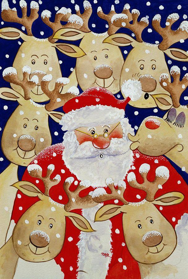 Tony Todd — Kiss For Santa  (607x900)
