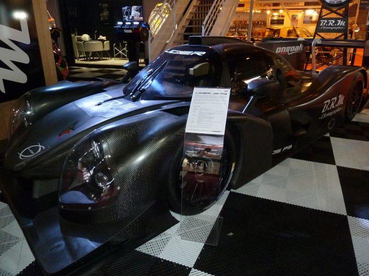 Ligier-JS-P3_profilAV