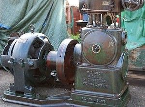 SISSONS Generator Set 25 KW, from PRESTON Services, UK.