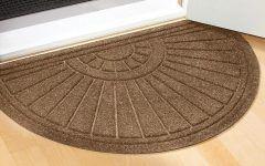 Door Mats Indoor Half Round Doormats At Brookstone—buy Now!