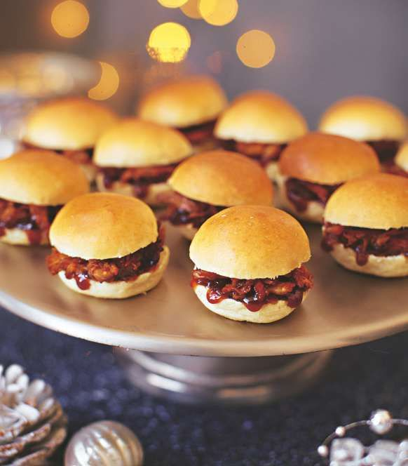 Extra Special Pulled Pork Sliders