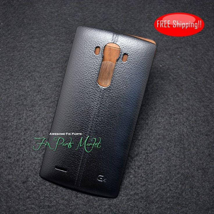 New A++ Back Cover Rear Housing Replacement Case for LG G4 H815 VS986 - Black #LG