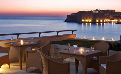 Abakus Piano Bar, Hotel Excelsior Dubrovnik  Abakus Piano Bar and Restaurant at the heart of the hotel boasts one of the finest sea views in Dubrovnik, with a panoramic terrace offering stunning views over the Adriatic and across to the Old Town. Open year-round, guests can watch the magnificent sunsets that the region is famous for.
