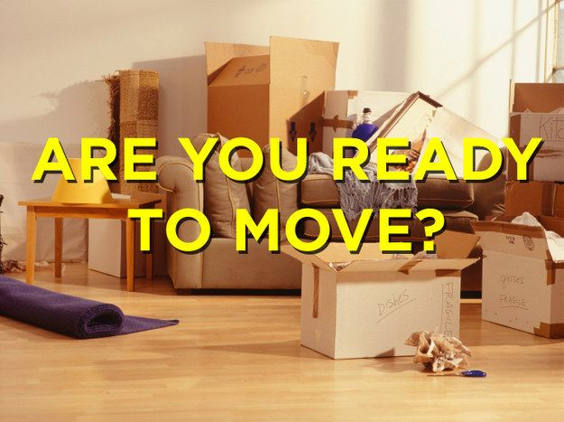 Get yourself packed and ready! | Moving Tricks, Tips and Supplies