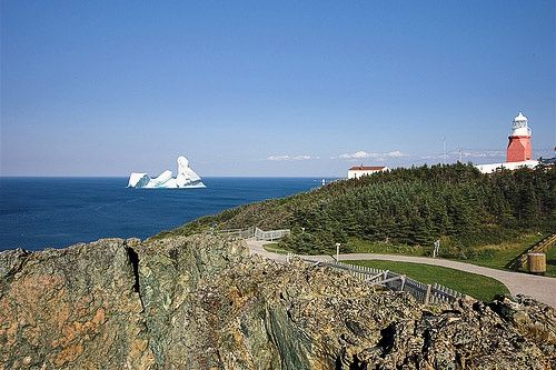 Hunt for Icebergs in Newfoundland Canada Summer Vacations