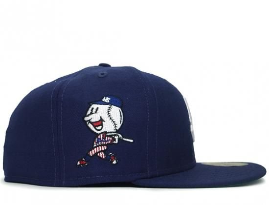 Tokyo Yakult Swallows NPB Classic 59Fifty Fitted Baseball Cap by NEW ERA x NPB