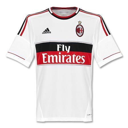 Italië - AC Milan - Uit
