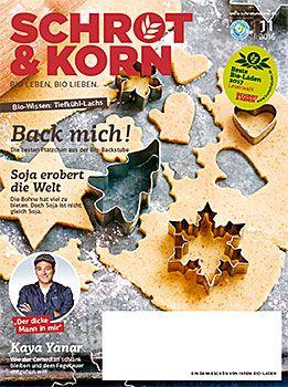 Schrot & Korn Ausgabe 2016/11